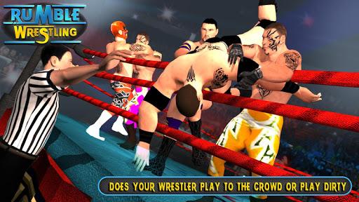 RUMBLE WRESTLING EVOLUTION : WRESTLING GAMES FIGHT 1.4 screenshots 2