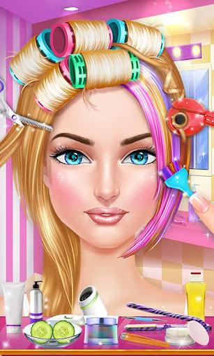 星級髮型師- 女生造型设计游戏