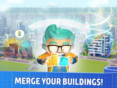 City Mania: Town Building Game (Unreleased)- screenshot thumbnail