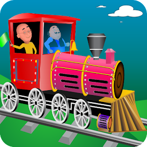 Motu Patlu Train Simulator for PC and MAC