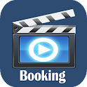 Movie Ticket Booking icon