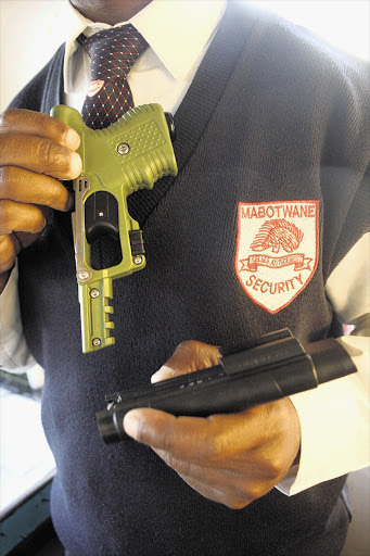 Guards Za Private Security