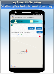 Appointment Manager Free screenshot