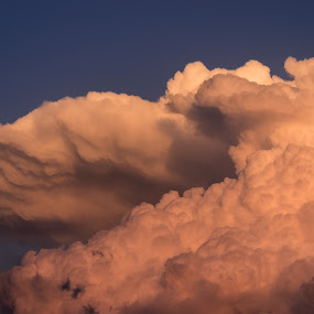 Storm clouds by Andrew Stevenson - Nature Up Close Other Natural Objects ( clouds, sunset, weather, storm, storm clould )