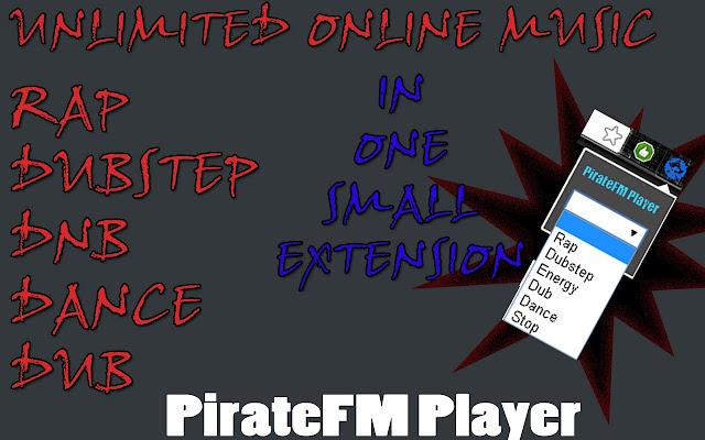 PirateFM Player