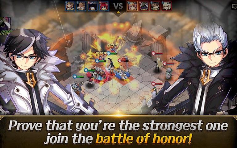 android Fantasy War Tactics Screenshot 10
