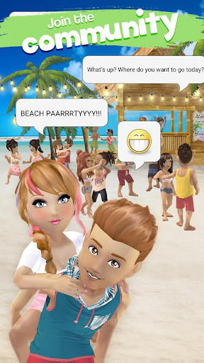 Club Cooee - 3D Avatar, Chat, Party & Make Friends screenshots 1