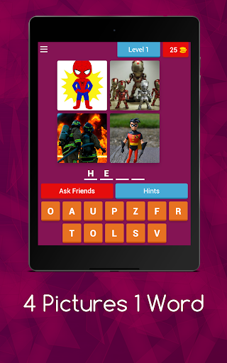 4 Pics 1 Word - Puzzle Game 3.11.5zg screenshots 7