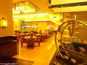Photo: #023-Le restaurant de l'hôtel Sheraton North City à Xi'an