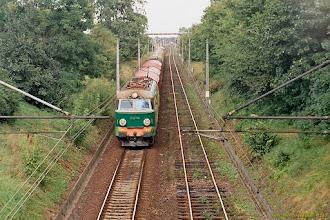 Photo: ET22-1110 {szlak Toruń Miasto - Toruń Wschodni; 2003-09-03}