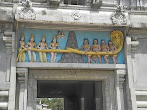 Photo: Temple at Murudeshwara