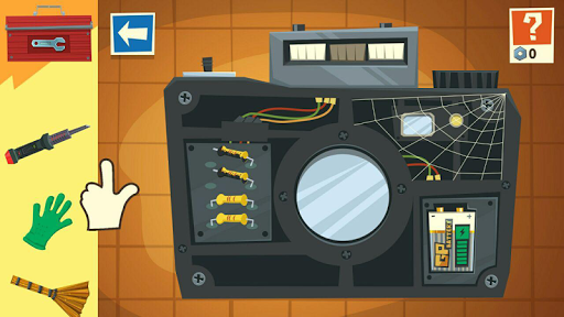 Tiny repair u2013 game for kids 1.0.1:3 8