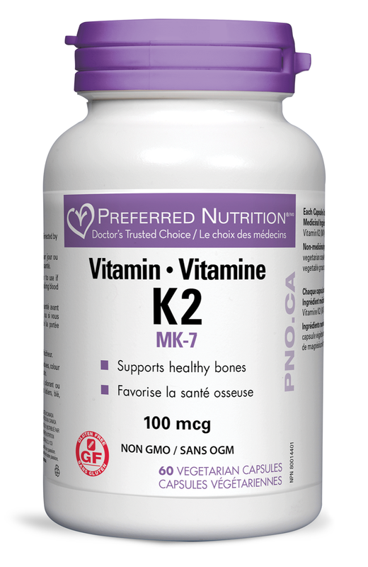 Preferred Nutrition Vitamin K2