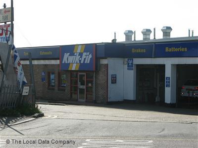 Kwik Fit On Ripple Road Garage Services In Barking Ig11 9pg Essex