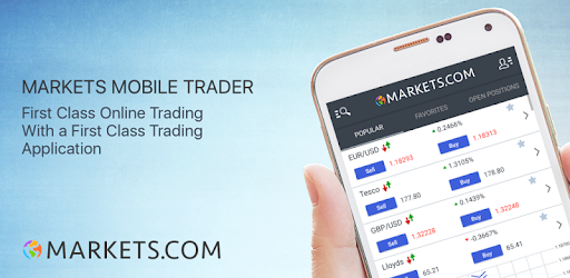 MARKETS COM Online CFD Trading - Apps on Google Play