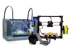 Engineering-Grade 3D Printers