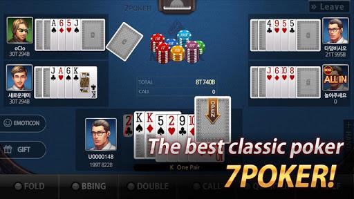 Poker Master - 7poker, High-Low, One Eyed Jack 1.8.5 screenshots 2