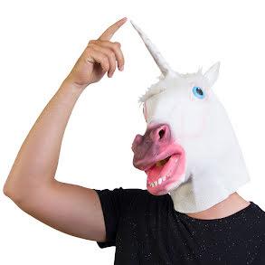 Latexmask, Enhörning