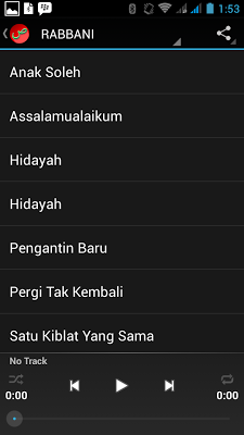 Sholawat - screenshot