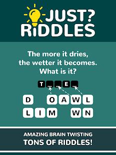 Just Riddles - náhled