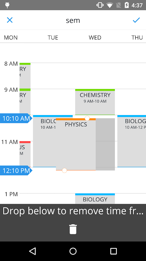 OOHLALA - Campus App- screenshot