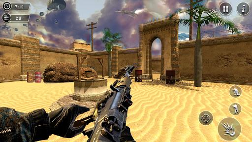 battle in pacific fps shooter 2018 - battle royale screenshot 2