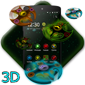 Bat spinner 3D Launcher