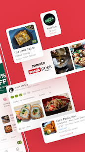 Zomato – Restaurant Finder and Food Delivery App Mod 15.2.6 Apk [Unlocked] 2