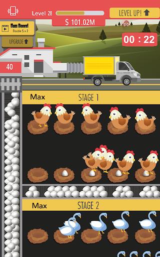 Usine d'u0153ufs de poulet  captures d'u00e9cran 1