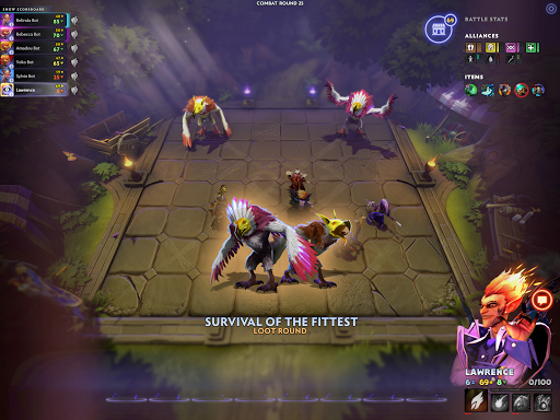 Dota Underlords screenshots 10
