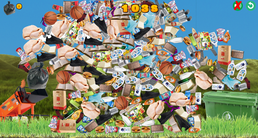 Garbage Games screenshot 3