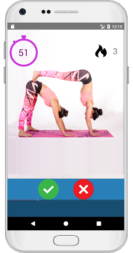 Yoga Challenge App 149.0 screenshots 6