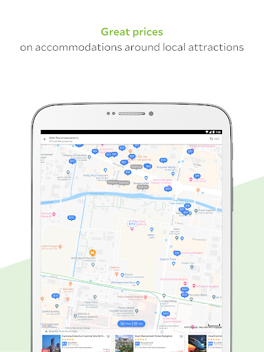 Screenshot for Agoda – Deals on Hotels & Homes in Hong Kong Play Store