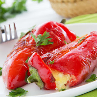 Greek Cheese Stuffed Peppers Recipes