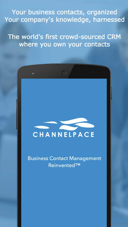 ChannelPace- screenshot