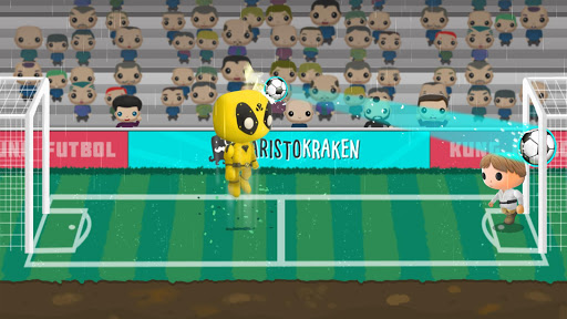 Kung Heads Football screenshot 11