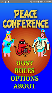 Peace Conference DX- screenshot thumbnail