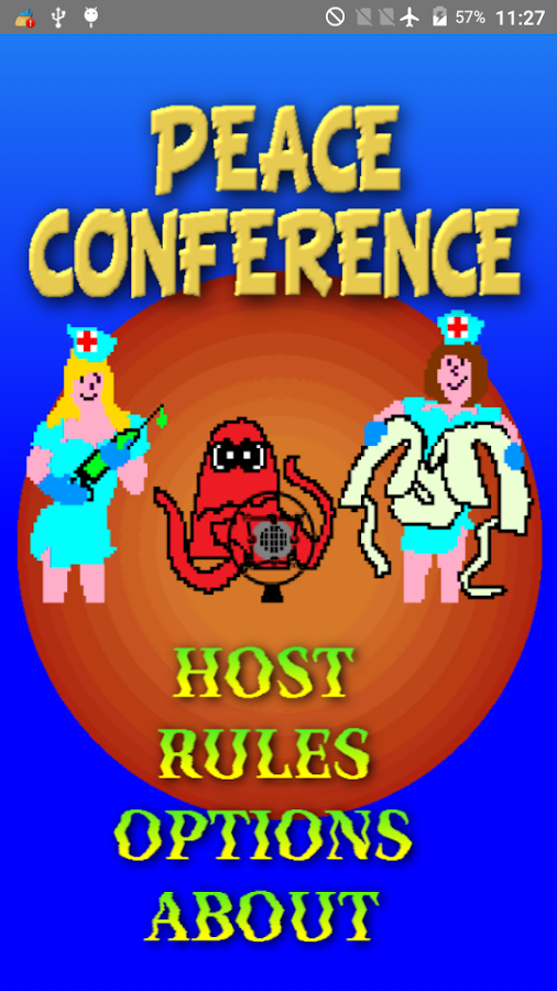 Peace Conference DX- screenshot