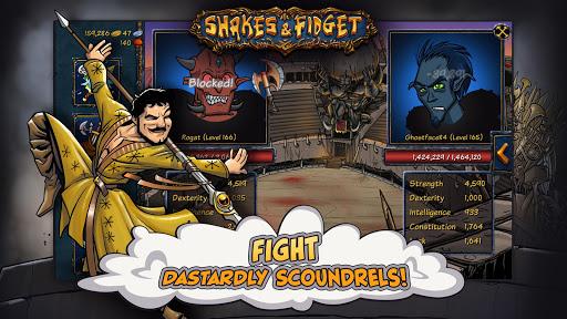Shakes and Fidget Retro screenshot 3