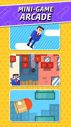 Mr Bullet - Spy Puzzles 4.9 screenshots 4