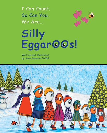 I Can Count.  So Can You.  We are Silly EggarOOs. cover