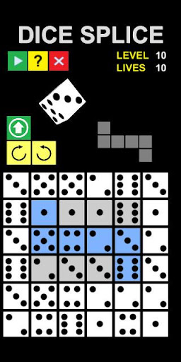 Dice Splice - Spatial IQ Game