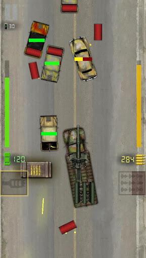 MAD Race Zombie Shooter screenshots 4