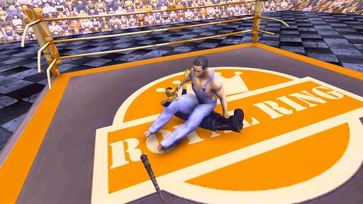World Tag Team Revolution 2019:Wrestling Fight 3D  captures d'écran 2