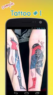 Girl Tattoo Ideas - náhled