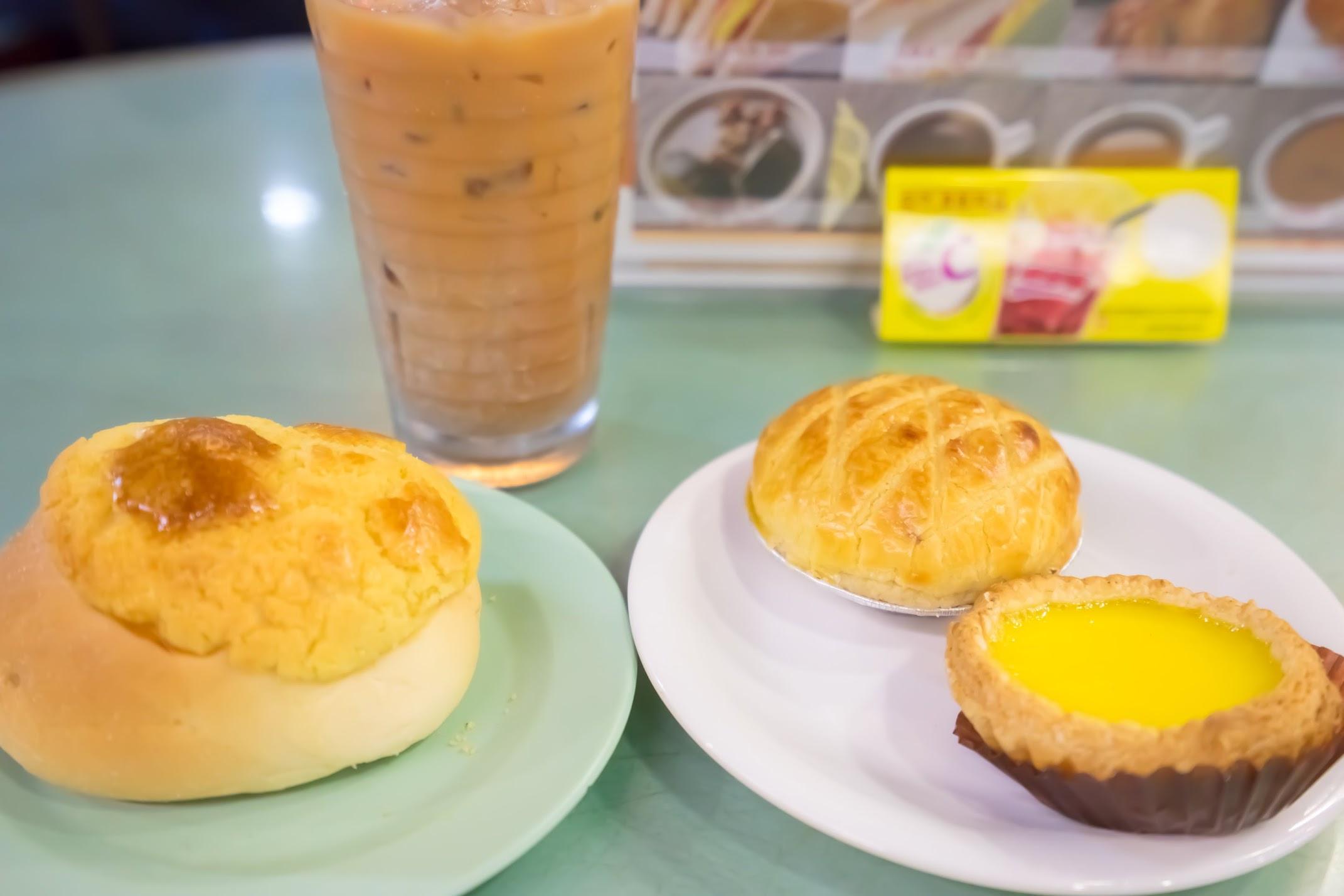 香港 蘭亭咖啡閣3