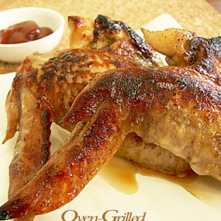 Oven-Grilled Chicken Wings