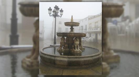 La niebla del invierno de Paterna del Río