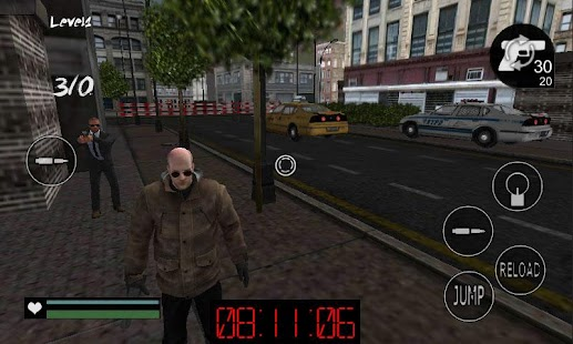 Crime Hitman Mafia Assassin 3D- screenshot thumbnail