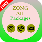 All Zong Packages